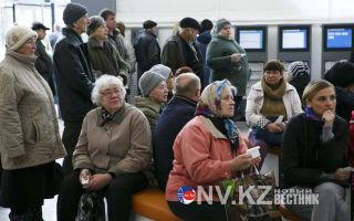 Какая минимальная пенсия в Казахстане?