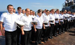 Сколько составляет зарплата моряков?
