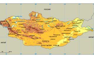 Как выбрать работу в Монголии?