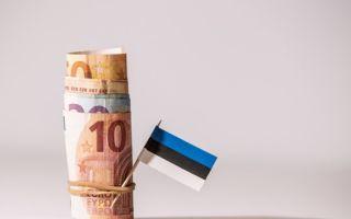 Какой уровень зарплаты в Эстонии?