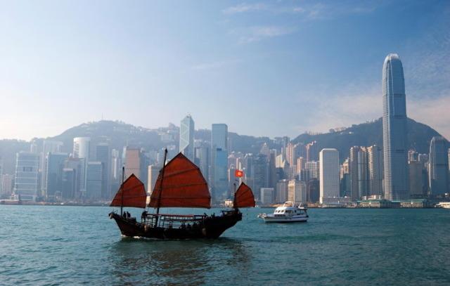 Как получить и сделать визу в Китай в Гонконге для россиян