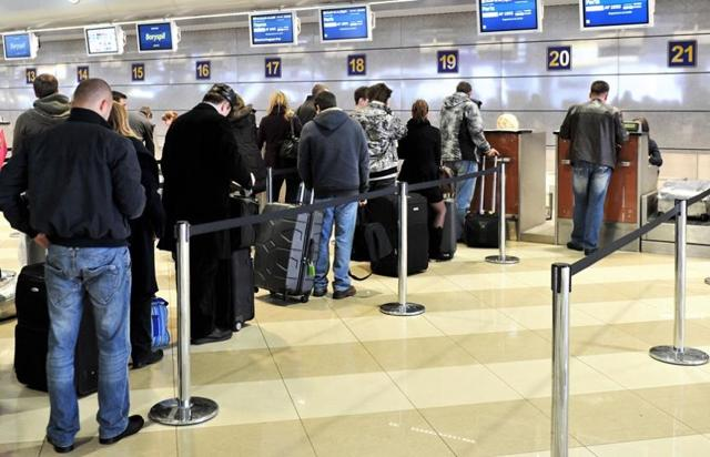 За сколько начинается и заканчивается посадка на самолет и регистрация на рейс