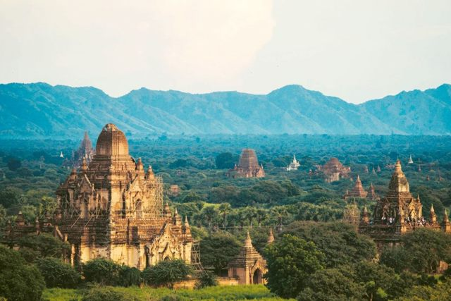 Виза в Мьянму (Бирму) для россиян в 2020 году