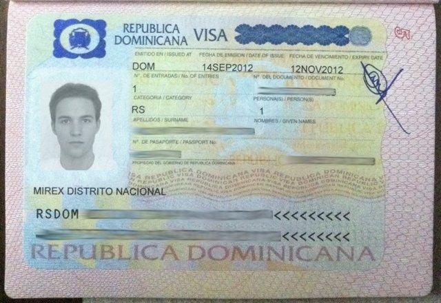 Виза в Доминикану для россиян в 2020 году: нужна ли она, правила въезда
