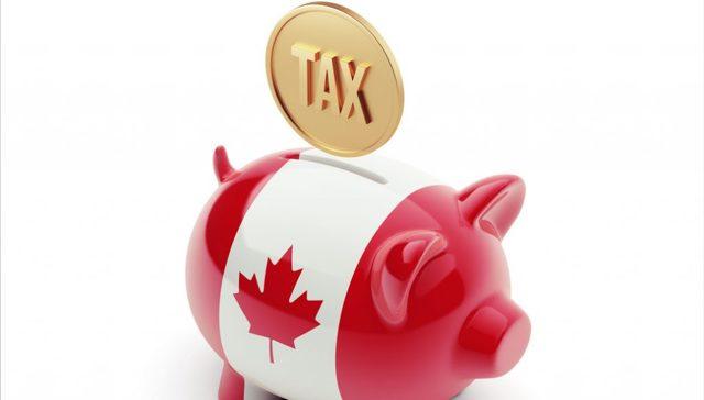 Подоходный и другие налоги в Канаде