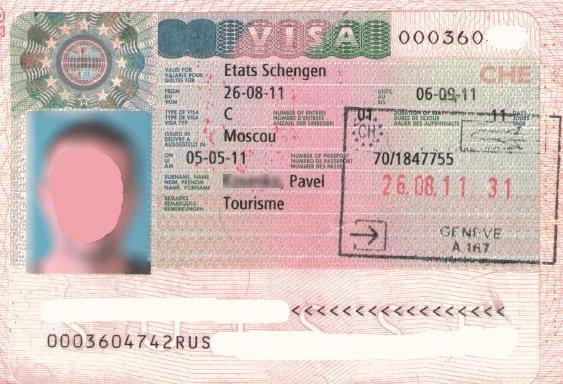 Входит ли Швейцария в Шенген
