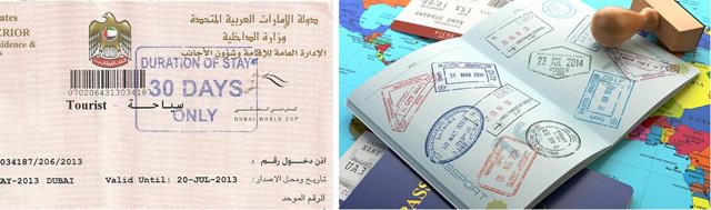 Стоимость туристической визы в ОАЭ для россиян в 2020 году