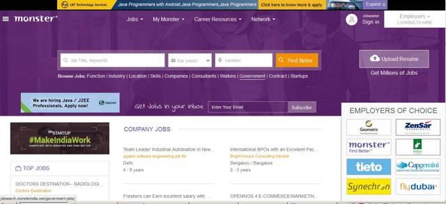 Работа и вакансии в Индии для русских и украинцев