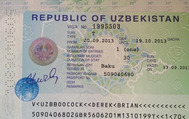 Нужен ли загранпаспорт для поездки в Узбекистан для россиян
