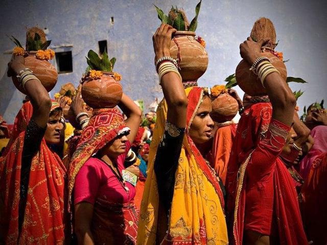 Условия повседневной жизни людей в современной Индии